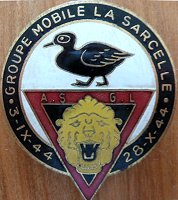 badge La Sarcelle